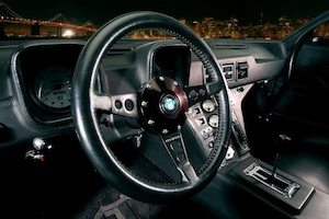 Pantera Dash and Steering Wheel